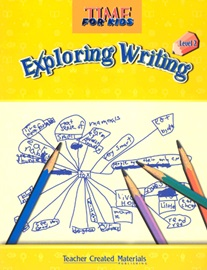 Time For Kids Exploring Writing Level 2