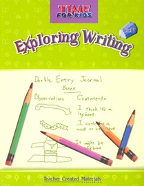 Time For Kids Exploring Writing Level 3