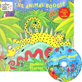 노부영 The Animal Boogie (Paperback+Hybrid CD)