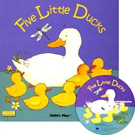 노부영 Five Little Ducks (Paperback+CD)