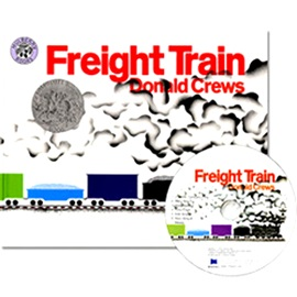 노부영 Freight Train (Paperbook+CD)