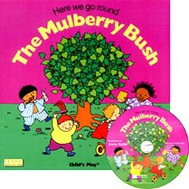 노부영 Here We Go Round The Mulberry Bush (Paperbook+CD)