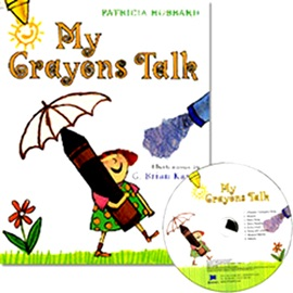 노부영 My Crayons Talk (Paperbook+CD)