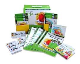 Sound Starters - 세상에서 가장 쉬운 파닉스 스토리북 CD Full Set