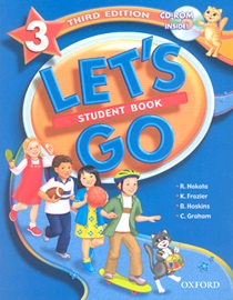 Let's Go 3 Student's book with CD-Rom [3rd Edition]