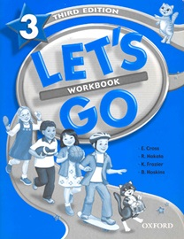 Let's Go 3 Workbook [3rd Edition]