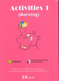 Uno Card -Activities 1(Morning)