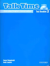 Talk Time 2 Test Booklet With CD