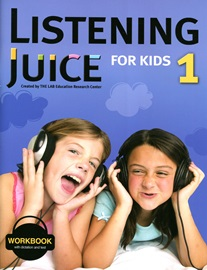 Listening Juice For Kids 1 Workbook