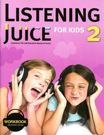 Listening Juice For Kids 2 Workbook
