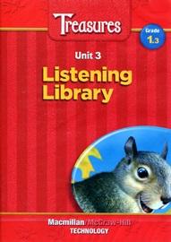 Treasures Grade 1.3 CD(1)