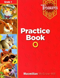 Treasures On-Level 1 Practice Book