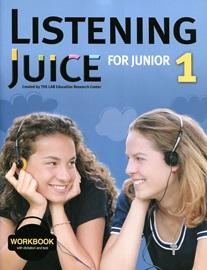 Listening Juice for Junior 1 Workbook