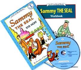 An I Can Read Book 1 Sammy the Seal (Book+CD+Workbook)