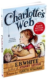 Newbery 수상작 Charlotte's Web (리딩레벨 4.0↑)