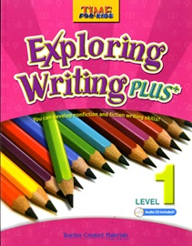 Time For Kids Exploring Writing Plus Level 1