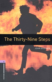 Oxford Bookworms Library 4 The Thirty-Nine Steps