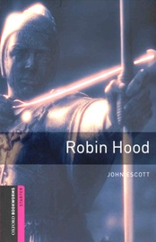 Oxford Bookworms Library Starters Robin Hood