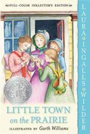 Newbery 수상작 Little Town on the Prairie