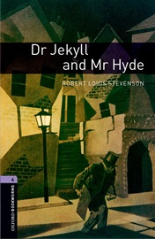 Oxford Bookworms Library 4 Dr Jekyll and Mr Hyde