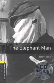 [NEW] Oxford bookworms Library 1 The Elephant Man Pack (Book+CD) [영국식 발음]