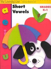 The Learning Line Short Vowels Grades K-1