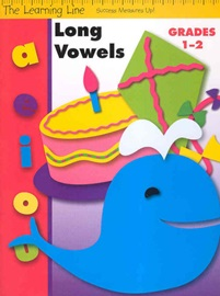 The Learning Line Long Vowels Grades 1-2