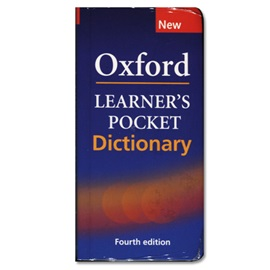 [NEW] Oxford Learner's Pocket Dictionary [4th Edithon]