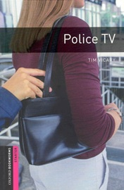 [NEW] Oxford Bookworms Library Starters Police TV