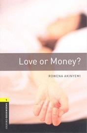 [행사]Oxford Bookworms Library 1 Love or Money?