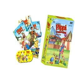 [코믹 DVD] Pippi Long Stocking 삐삐 롱스타킹 1집+2집 Set