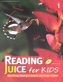 Reading Juice for Kids 1 Student's Book (with CD)