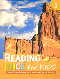 Reading Juice for Kids 3 Student's Book (with CD)