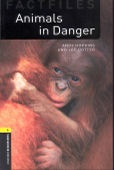 [행사]Oxford Bookworms Factfiles 1 Animals in Danger (2nd edition)