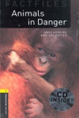 Oxford Bookworms Factfiles 1 Animals in Danger CD Pack