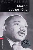 Oxford Bookworms Factfiles 3 Martin Luther King CD Pack