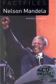 Oxford Bookworms Factfiles 4 Nelson Mandela CD Pack