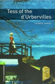 [NEW] Oxford Bookworms Library 6 Tess of the d'Urbervilles Pack (Book+CD) [영국식 발음]