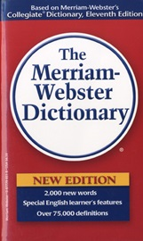 Merriam-Webster's Dictionary [International Edition]