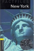 Oxford Bookworms Factfiles 1 New York CD Pack