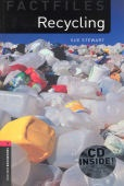 Oxford Bookworms Factfiles 3 Recycling (2nd edition) CD Pack