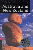 Oxford Bookworms Factfiles 3 Australia and New Zealand CD Pack