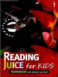 Reading Juice for Kids 1 Workbook