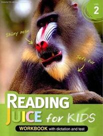 Reading Juice for Kids 2 Workbook