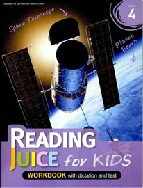 Reading Juice for Kids 4 Workbook