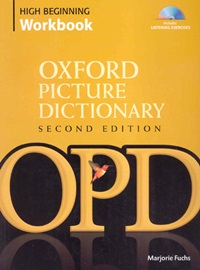 [NEW]Oxford Picture Dictionary High Beginnig Workbook with Listening Exercise CD [2nd Edition]