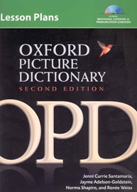 [NEW]Oxford Picture Dictionary Lesson Plans [2nd Edition]