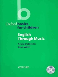 Oxford Basics for Children English Through Music Pack with CD