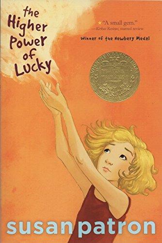 Newbery 수상작 The Higher Power of Lucky (리딩레벨 5.0↑)