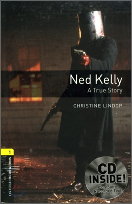 [NEW] Oxford Bookworms Library 1 Ned Kelly Pack (Book+CD) [영국식 발음]